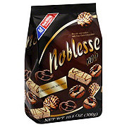 Noblesse Biscuits And Wafers With Fine Dark Chocolate
