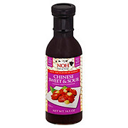 NOH of Hawaii Chinese Sweet & Sour Sauce