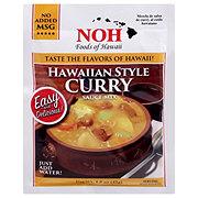 NOH of Hawaii Hawaiian Style Curry Sauce Mix