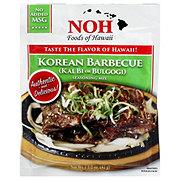 NOH of Hawaii Korean Barbeque (Kal Bi) Seasoning Mix