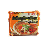 Nongshim AnSungTangMyun Hot and Spicy Noodle Soup