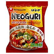 Nongshim Neoguri Spicy Seafood  Noodle Soup