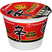 Nongshim Shin Big Bowl Gourmet Spicy Noodle Soup
