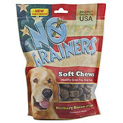 Nootie No Gainers Soft Chews, Hickory Bacon
