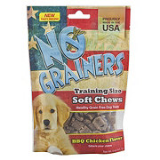 Nootie Training Size No Grainers BBQ Chicken Soft Chews