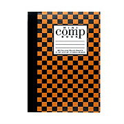 Norcom 4.5x3.25 in Mini Composition Book, Assorted Colors