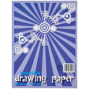 Norcom 40 Sheet Manila Drawing Paper
