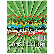 Norcom Assorted Colors Construction Paper