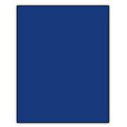 Norcom Premium Poster Board, Blue