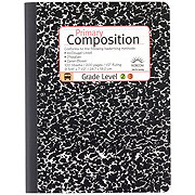 Norcom Primary Composition Book 100 Sheets