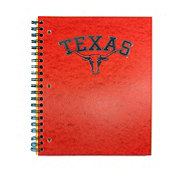 Norcom University of Texas College Ruled Spiral Notebook