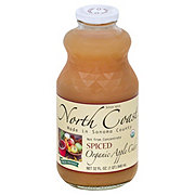 North Coast Apple Cider Spiced Organic
