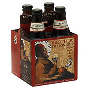 North Coast Brother Thelonious Belgian Style Abbey Ale Beer 12 oz  Bottles