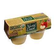 North Coast Organic Apple Sauce Cups