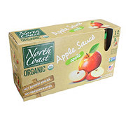 North Coast Organic Apple Sauce Pouches