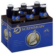 North Coast Scrimshaw Pilsner Beer 12 oz  Bottles