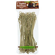 Northwest Party Essentials Bamboo Knot Picks