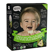 Nosh Baby Munchables Broccoli Pear & Kale