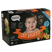 Nosh Lil' Puffs Mango Carrot