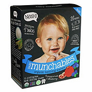 Nosh Munchables Pomegranate & Blueberry 13 packs