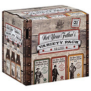 Not Your Father's Variety Pack Root Beer Ginger Ale Vanilla