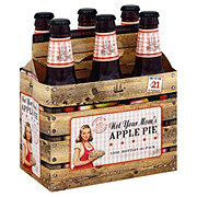Not Your Mom's Apple Pie 12 oz Bottles