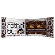 Nothin' But Chocolate Coconut Almond Snack Bar