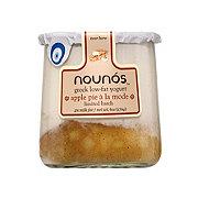 Nounos Apple Pie A La Mode Greek Yogurt