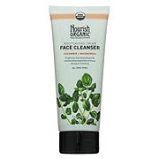 Nourish Organic Moisturizing Cream Face Cleanser