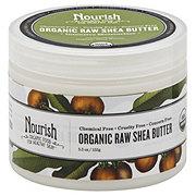 Nourish Organic Nourish Organic Raw Shea Butter Intensive Moisturizer