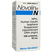 Novolin N U-100 Insulin