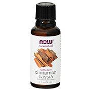 NOW 100% Pure & Natural Cinnamon Cassia Oil