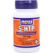 NOW 5-HTP 50 mg Capsules
