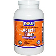 NOW Acacia Fiber  Powder