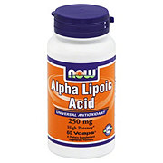NOW Alpha Lipoic Acid 250 mg Vcaps