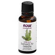 NOW Balsam Fir Needle Essential Oil