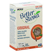 NOW Better Stevia Original Travel Packets