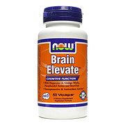 NOW Brain Elevate Veg Capsules