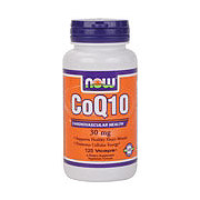 NOW CoQ10 30 mg Capsules