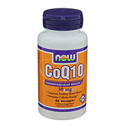 NOW CoQ10 30 mg Vcaps