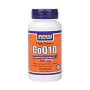 NOW CoQ10 400 mg Softgels