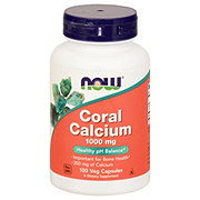NOW Coral Calcium 1000 mg Vcaps