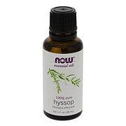 NOW Essential Oils 100% Pure Hyssop Oil