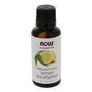 NOW Essential Oils 100% Pure Lemon Eucalyptus Oil