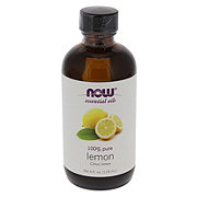 NOW Essential Oils 100% Pure Lemon Oil
