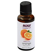 NOW Essential Oils 100% Pure Orange Oil