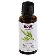 NOW Essential Oils 100% Pure Tea Tree Oil