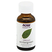 NOW Essential Oils 100% Pure Wintergreen Oil