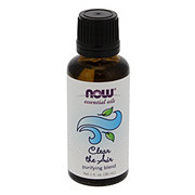 NOW Essential Oils Clear the Air Purifying Oil Blend