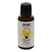 NOW Essential Oils Mental Focus Oil Blend